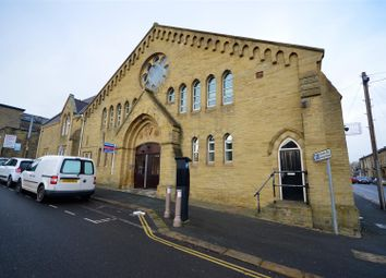 Thumbnail 1 bedroom flat to rent in Apt 1, The Drill Hall, Halifax