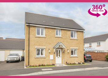Thumbnail 3 bed detached house for sale in Billet Close, Newport