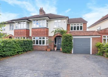 Thumbnail 4 bed semi-detached house for sale in Englefield Green, Surrey