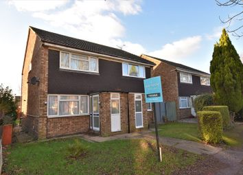 Thumbnail 2 bed semi-detached house for sale in Sandpiper Close, Shoeburyness, Southend-On-Sea