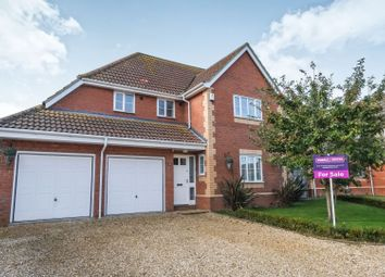 Thumbnail 5 bedroom detached house for sale in Wellington Road, Melton Constable