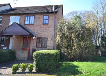 Thumbnail 2 bed end terrace house for sale in Gander Drive, The Beeches, Basingstoke