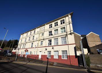Thumbnail 1 bed flat for sale in Cwrt Brenin, Mill Street, Pontypridd