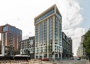 Thumbnail 2 bed flat for sale in Nine Elms Lane, London
