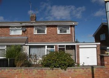 Thumbnail 3 bedroom semi-detached house for sale in Abbey Meadows, Morpeth