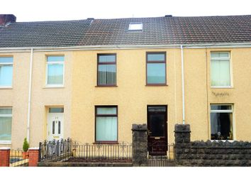 Thumbnail 2 bed terraced house for sale in Briton Ferry Road, Neath