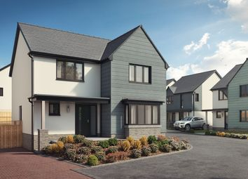 Thumbnail 4 bed detached house for sale in Plot 34 The 4 Bed Harlech, Summerland Lane, Caswell, Swansea