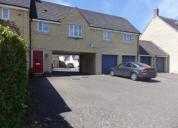Thumbnail 2 bedroom property for sale in Fallowfield Crescent, Witney, Oxfordshire