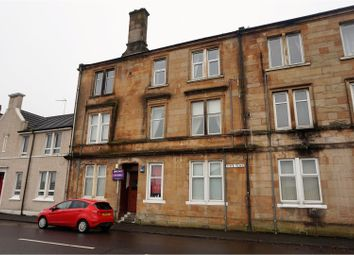 Thumbnail 1 bed flat for sale in 4 Russell Street, Johnstone