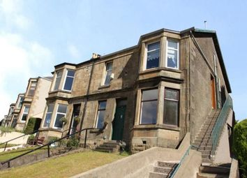 Thumbnail 4 bed flat for sale in Brachelston Street, Greenock, Inverclyde