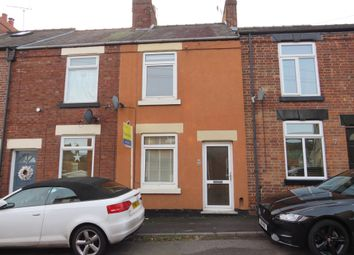 Thumbnail 3 bed terraced house for sale in Alma Street, Melbourne, Derby
