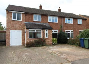 Thumbnail 5 bed semi-detached house to rent in Cheney Way, Cambridge