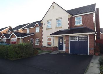 Thumbnail 4 bed detached house to rent in Grasmere Drive, Bury