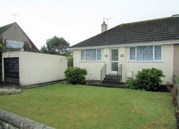 Thumbnail 2 bed semi-detached bungalow to rent in Roeselare Avenue, Torpoint
