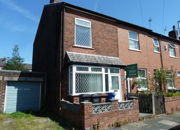 Thumbnail 2 bed end terrace house to rent in Forbes Road, Offerton, Stockport