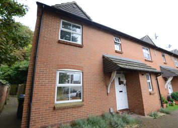 Thumbnail 2 bed end terrace house to rent in Alexandra Road, Aldershot