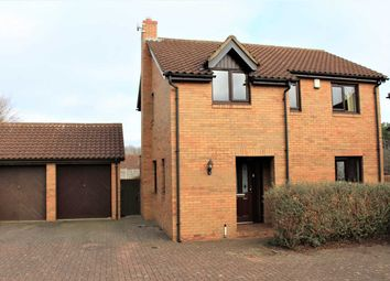 Thumbnail 4 bedroom detached house for sale in Culbertson Lane, Blue Bridge, Milton Keynes