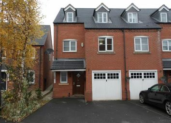 Thumbnail 3 bed semi-detached house for sale in Lakeshore Crescent, Whitwick, Coalville