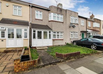 Thumbnail 3 bed terraced house to rent in Homefield Avenue, Newbury Park, Ilford