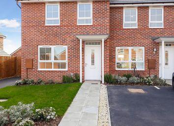 2 bed terraced house for sale in St James Gate, Weddington, Nuneaton CV10