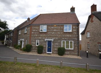 Thumbnail 2 bed semi-detached house for sale in Brewer Walk, Crossways, Dorchester