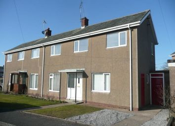 Thumbnail 3 bed semi-detached house to rent in Coniston Avenue, Seascale