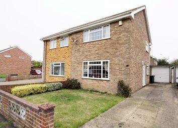 Spencer Drive, Lee-On-The-Solent PO13. 3 bed semi-detached house