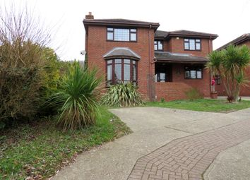 Thumbnail 5 bed property to rent in Rochester Road, Halling, Rochester