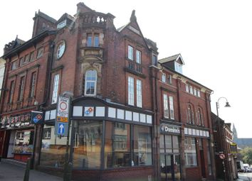 Thumbnail 1 bed flat to rent in St. Edward Street, Leek