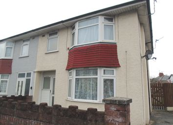 Thumbnail 1 bed flat to rent in Caerphilly Road, Heath, Cardiff
