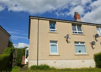 Thumbnail 2 bed flat for sale in Cessnock Road, Millerston, Glasgow