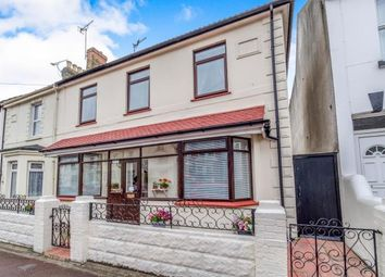 Thumbnail 4 bed end terrace house for sale in Kingswood Road, Gillingham, Kent, .