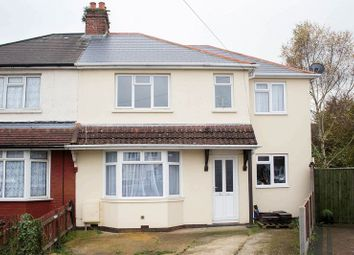 Thumbnail 4 bed semi-detached house for sale in Birch Road, Southampton