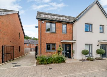 Thumbnail 2 bed semi-detached house for sale in Liquorice Lane, Woking