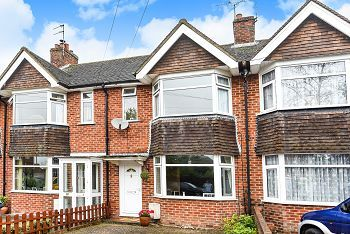 Thumbnail 3 bed terraced house for sale in Luxfield Road, Warminster, Warminster