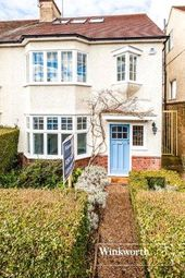 Thumbnail 4 bed semi-detached house for sale in Gordon Road, Finchley, London