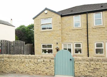 Thumbnail 3 bed semi-detached house for sale in Hollin Lane, Crigglestone, Wakefield, West Yorkshire