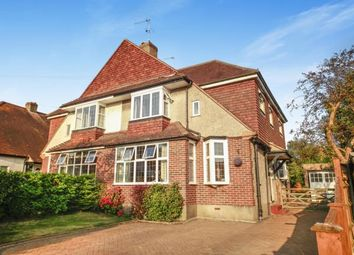 Thumbnail 4 bed semi-detached house for sale in Mitchley Grove, Sanderstead, South Croydon, .
