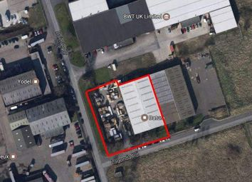 Thumbnail Industrial for sale in Lagonda Road, Cowpen Lane Industrial Estate, Billingham