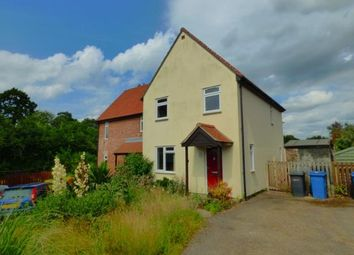 Thumbnail 3 bedroom semi-detached house for sale in Bilderston, Ipswich, Suffolk