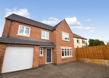 Thumbnail 4 bed detached house for sale in The Brambles, Woodville, Swadlincote