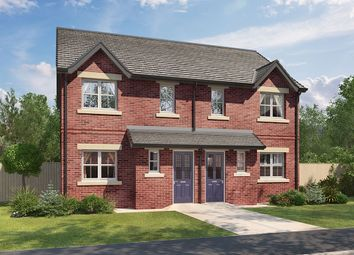 "Thumbnail 3 bed semi-detached house for sale in ""York"" at Houghton Road, Houghton, Carlisle"