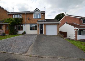 Thumbnail 2 bed semi-detached house to rent in Parc Bryn Derwen, Llanharan, Pontyclun