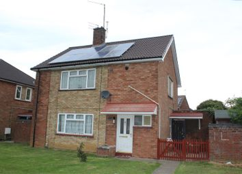 Thumbnail 1 bed flat for sale in Welland Road, Dogsthorpe, Peterborough