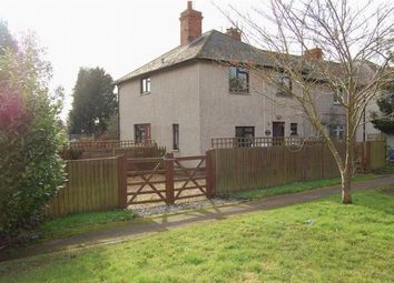 Thumbnail 3 bedroom end terrace house for sale in Holdenby Road, Spratton, Northampton