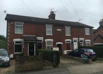 Thumbnail 2 bed terraced house to rent in Nelson Road, Ipswich