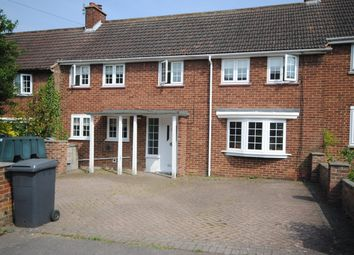 Thumbnail 4 bed terraced house to rent in Woolmers Mead, Pleshey, Chelmsford