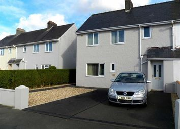 Thumbnail 3 bed semi-detached house for sale in Targate Road, Freystrop, Haverfordwest