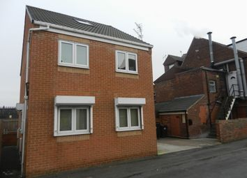 Thumbnail 2 bed flat to rent in Kings Crescent, Edlington, Doncaster