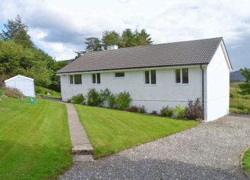 Thumbnail 3 bed detached bungalow for sale in Achachork, Portree